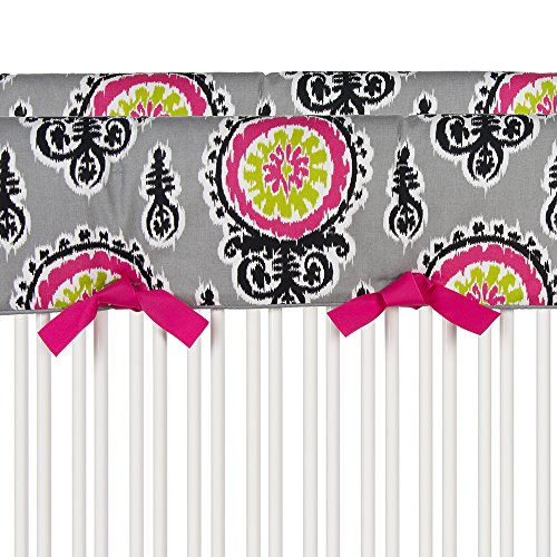 Glenna Jean Pippin Convertible Crib Rail Protector, for sale  Delivered anywhere in USA