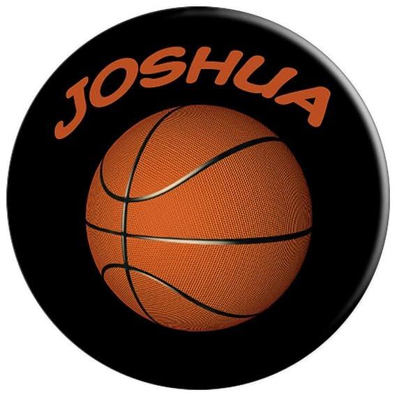 Amazon.com: Joshua - Baloncesto con nombre personalizado ...