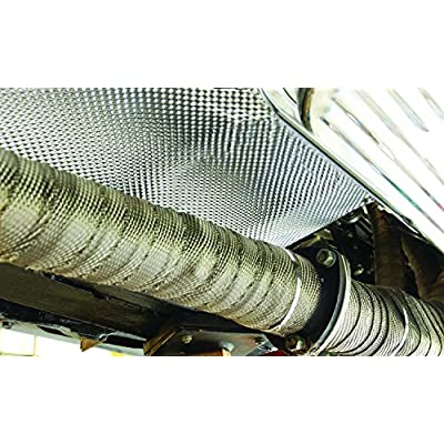 Design Engineering 050501 Floor & Tunnel Shield II - Adhesive Heat and Sound Insulation, 21