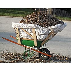 Wheelbarrow Expander, Garden Cart Load Carrying Attachment (to make a Wonder Barrow)