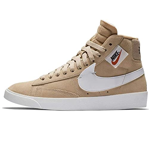Nike W Blazer Mid Rebel, Chaussures de Fitness Femme: Amazon ...