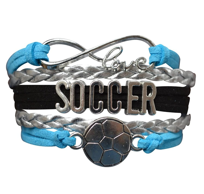 Amazon Soccer Gifts Soccer Bracelet Soccer Jewelry