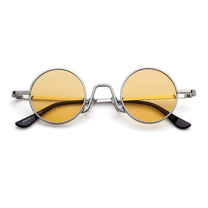 Borde Eyewear Vintage Style De Street Ovaladas Con Sol Gafas Adewu Yfgy6vb7