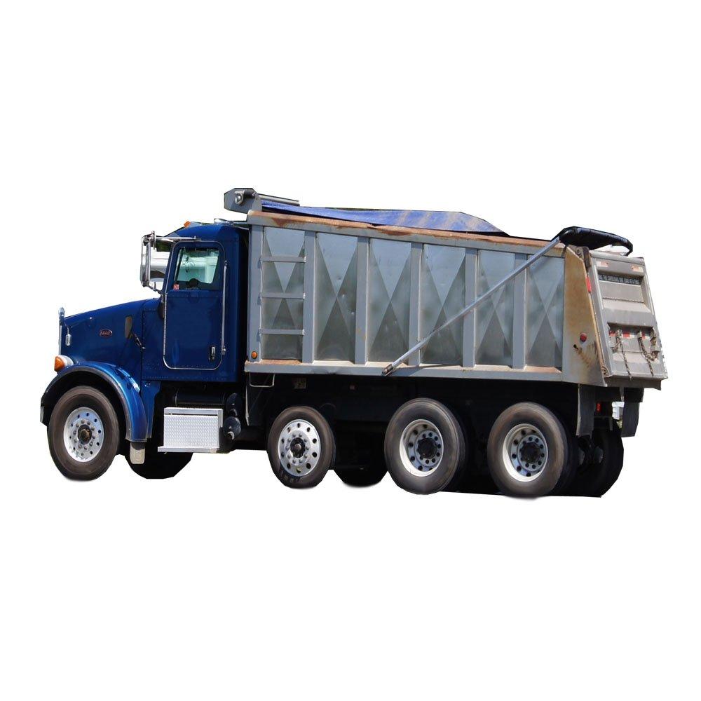 Xtarps - Dump Truck Electric Tarp Aluminum Kit up to 28'