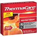 ThermaCare Air-Activated Neck, Wrist, & Shoulder Pain Therapy Heatwraps (3-Count)