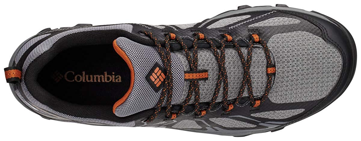 TALLA Talla 43.5. Columbia Peakfreak XCRSN II Xcel Low Outdry, Zapatillas de Senderismo para Hombre