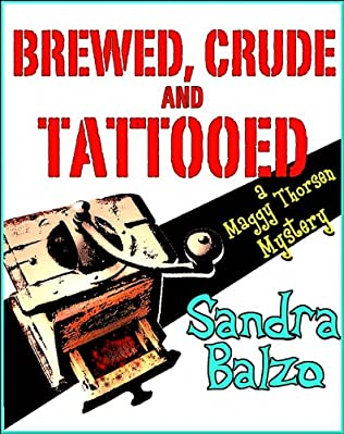 book cover of Brewed, Crude and Tattooed