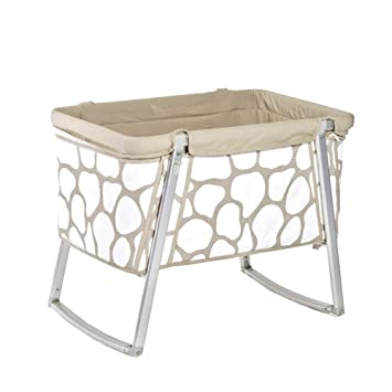 babyhome dream portable baby cot oilo by