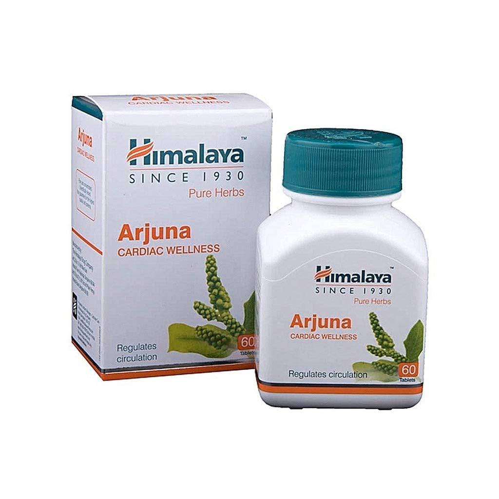 Himalaya Organic Arjuna Capsules