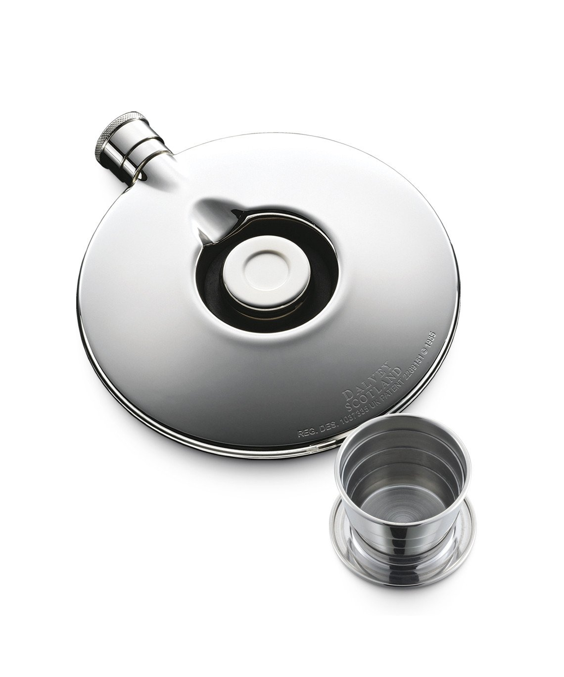 Dalvey Desktop Flask with Cup Accessory - DY-458