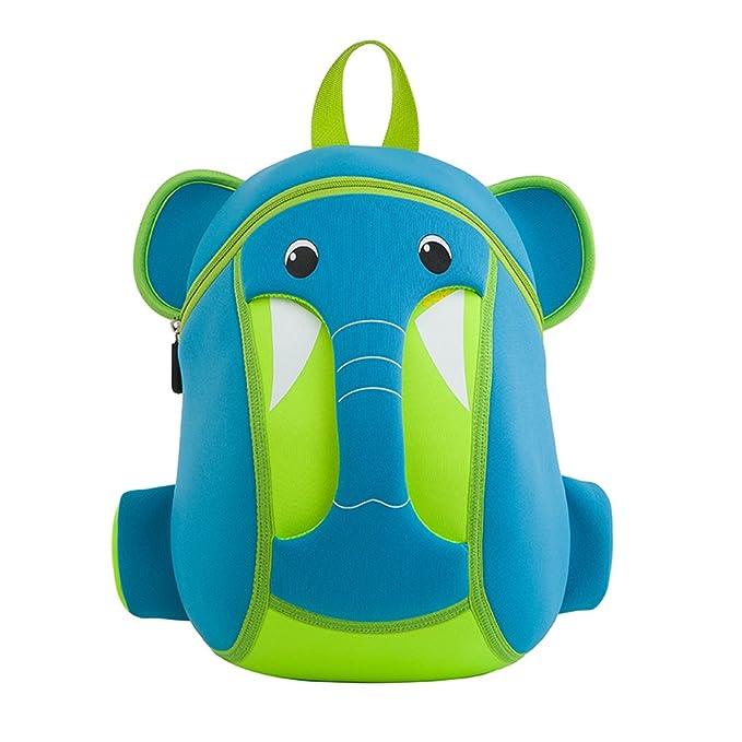 02bad8d16ab1 Nohoo 3D Elephant Kids Backpack Cartoon Children Elephant Schoolbag