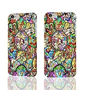 """Princess All Character Cute 3D Rough iphone 6 -4.7 inches Case Skin, fashion design image custom iPhone 6 - 4.7 inches , durable iphone 6 hard 3D case cover for iphone 6 (4.7""""), Case New Design By Codystore"""