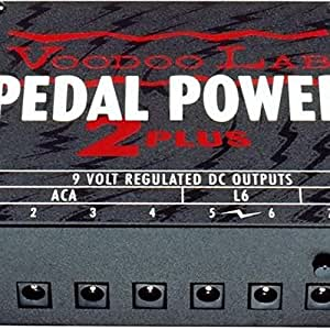 Voodoo Lab Pedal Power 2 Plus - Pedal de efecto