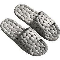 Share Maison Open Toe Unisex Women's Men's Indoor Slippers Summer Spa Beach Massage Shower Home Shoes