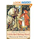 Little Red Riding Hood (Illustrated) (Fairy eBooks)