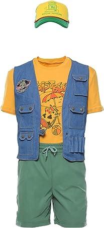 RedJade Stranger Things Season 3 Dustin Henderson Outfit Traje de ...