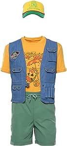 RedJade Stranger Things Season 3 Dustin Henderson Outfit ...