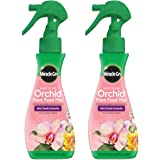 Miracle-Gro Ready-To-Use Orchid Plant Food Mist, 8 oz., Orchid Food Feeds Plants Instantly, 2 Pack
