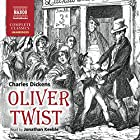 Oliver Twist Audiobook by Charles Dickens Narrated by Jonathan Keeble