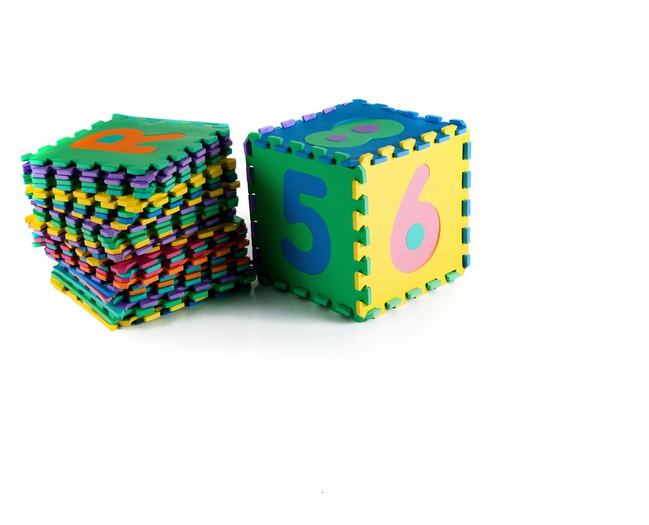 Imaginarium Alphabet  Numbers Foam Puzzle Mat - 36-Piece by Toys R Us