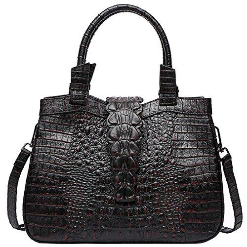 portés à A en Sacs Femme B Main Bandoulière portés Fabriqué Sac épaule Cuir Sac KAXIDY Main Sac Noir Cuir Sacs Noir à 0pqf0wvHO