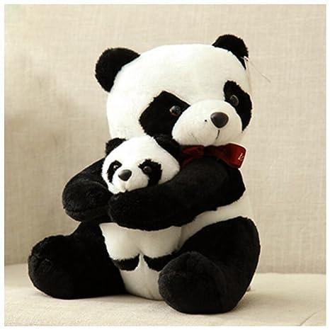 "Amazon.com: hyl mundo 15.7"" Panda Animal de peluche ..."
