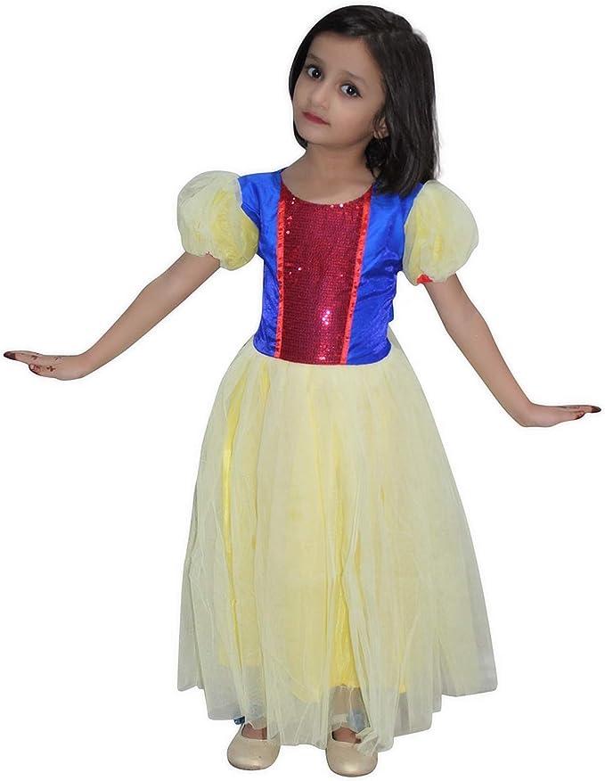 Amazon.com: Disfraz de Blancanieves para disfraz de niños ...