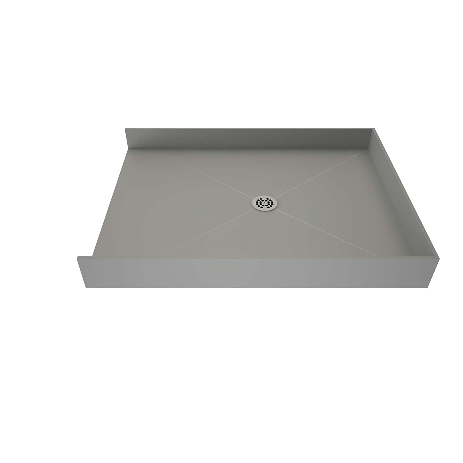 Tile Redi Barrier Free Shower Pan.Amazon Com Tile Redi 4837cbf Pvc Barrier Free Shower Pan