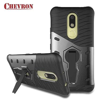 official photos e6631 3dcab Chevron Back Case Cover for Motorola Moto M: Amazon.in: Electronics
