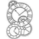 ❤️JiaMeng DIY Juego de Troqueles Pad Replacements para Máquina Troqueladora y Estampadora,Die-