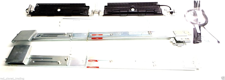 Genuine JJ018 U4470 5Y495 Dell PowerVault V114T Server 2 Post Rack Mounting Kit Set Compatible Dell Part Numbers: JJ018, U4470, 5Y495