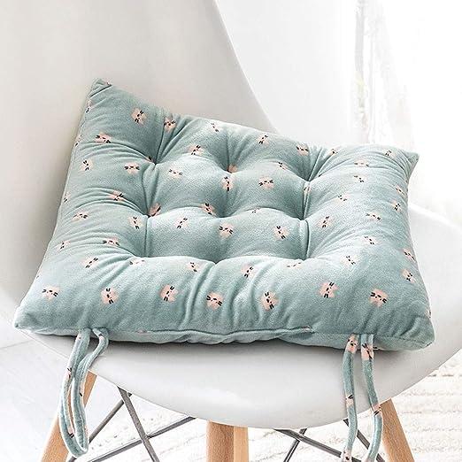XINR Cojines para sillas,algodón cojín para el Suelo ...