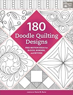 Shape by Shape Free-Motion Quilting with Angela Walters: 70+ ... : quilting border designs free - Adamdwight.com