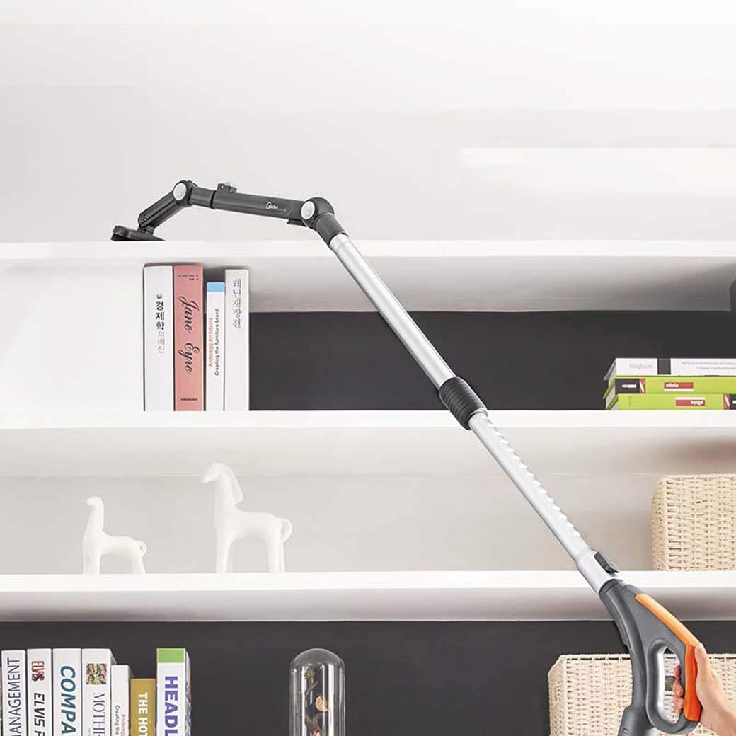 GLMAMK Aspirador portátil, Ultra silencioso Aspirador Horizontal Potente Suctions, Filtración Multicapa: Amazon.es: Hogar
