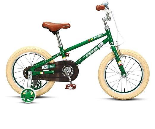 AZZ Bicicletas for niños, Bicicletas 3-9 años niños y niñas de ...