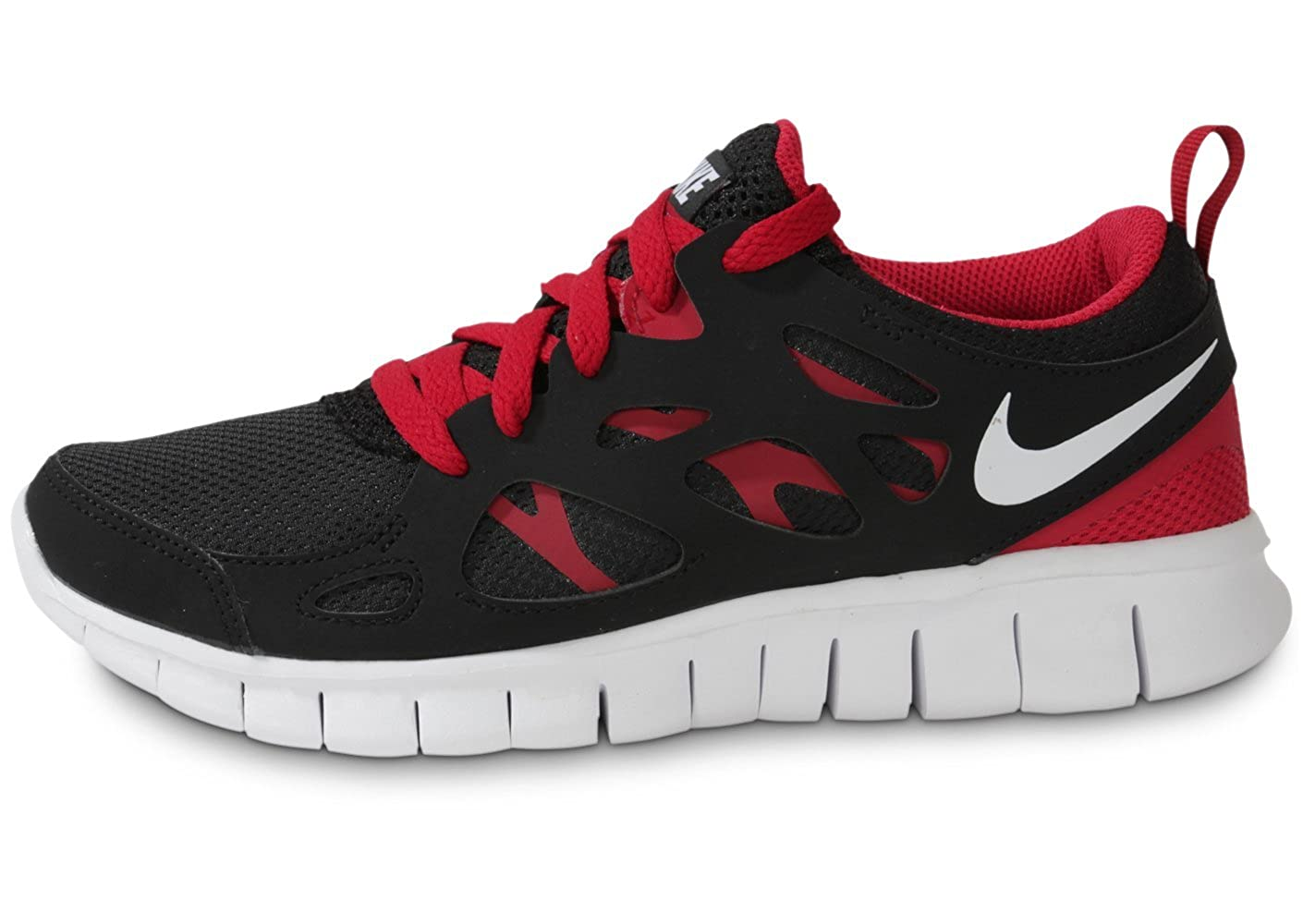 various colors 9f946 c7355 Nike Boys  Free Run 2 (Gs) Training Running Shoes Multicolour Size  3.5   Amazon.co.uk  Shoes   Bags