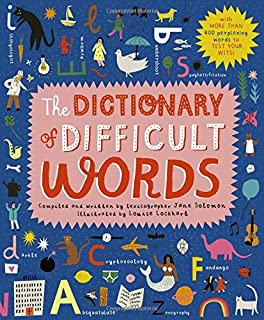 Amazon com: The Oxford Dictionary of Difficult Words (9780195173284