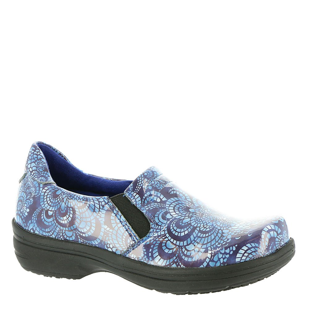 Easy Works Women's Bind Health Care Professional Shoe, Blue Mosaic Pa, 9.5 M US
