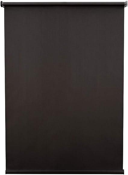 RecPro Chocolate RV Roller Shades Darkening Window Cover
