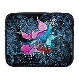 Custom Laptop Sleeve 13/15 Inch Tablet Zipper Briefcase Breaking Hip Hop Print Portable Messenger Bag