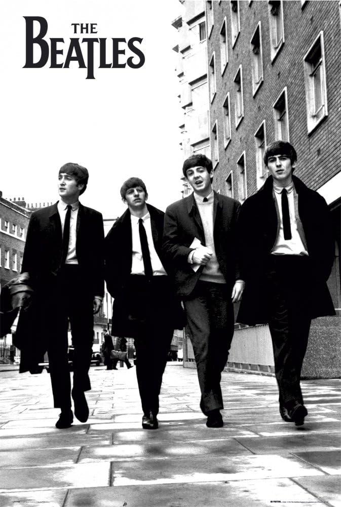 GB eye LTD, The Beatles, In London, Maxi Poster, 61 x 91,5 cm: Amazon.es: Hogar