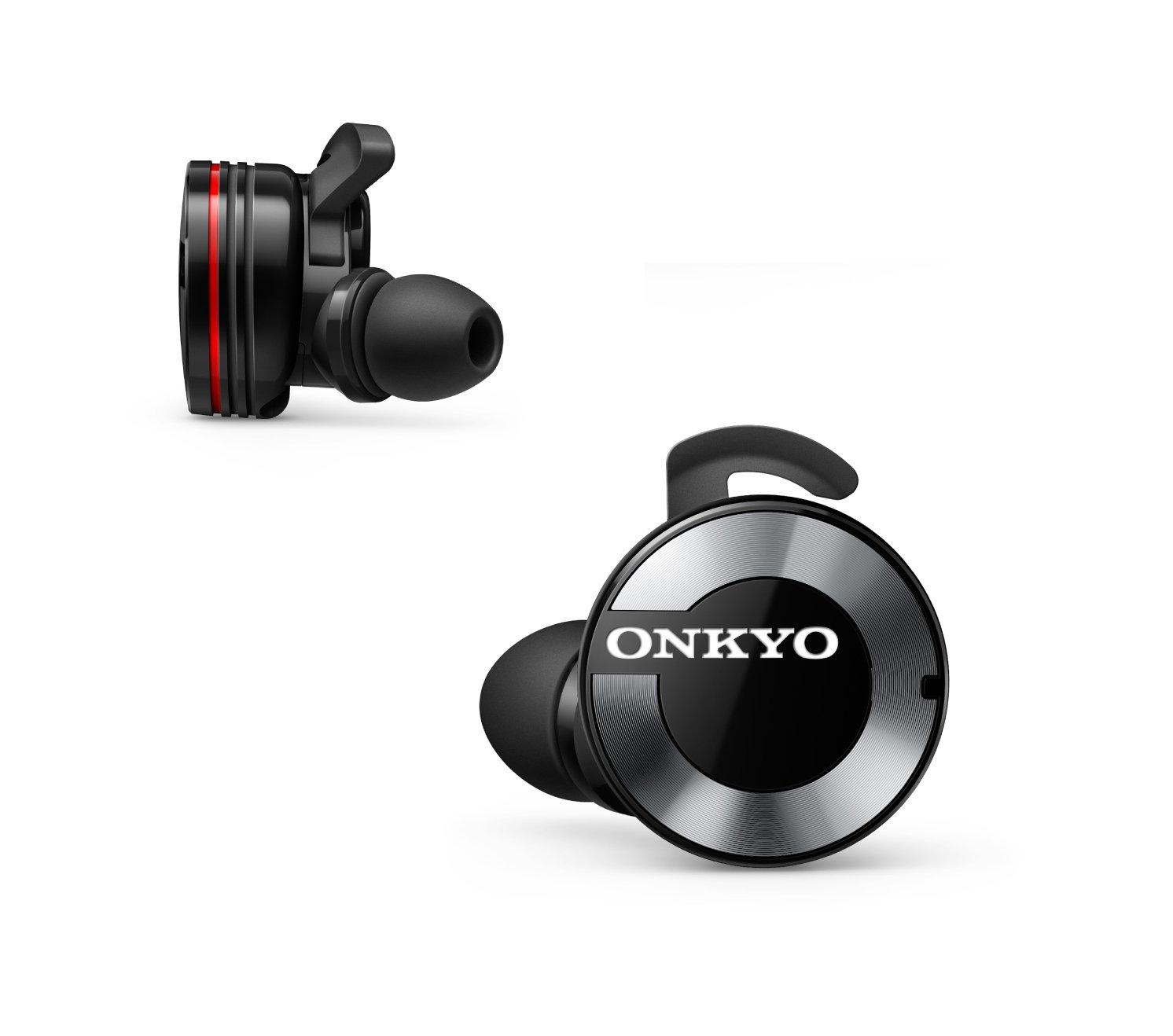 Onkyo completo inalámbrico auriculares w800btb (negro) (Japón Nacional Modelo): Amazon.es: Electrónica