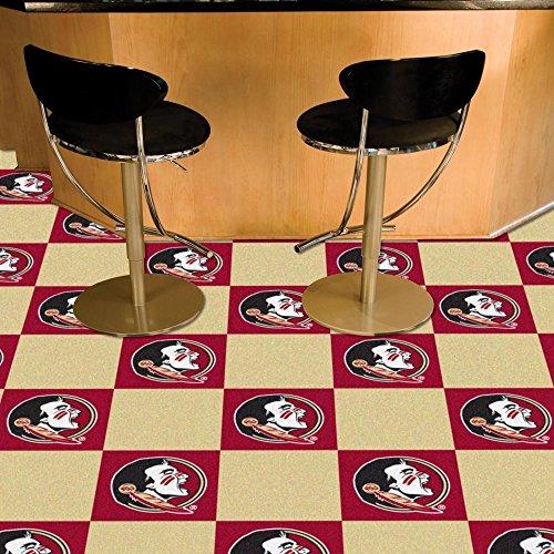 Florida State Carpet Tiles 18''x18'' tiles by Fanmats