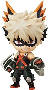 Good Smile My Hero Academia: Katsuki Bakugo (Hero's Edition) Nendoroid Action Figure