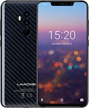 umidigi Z2 Pro Desbloqueado Smartphone 4 G de Red 6 GB + 128 GB, 6 ...