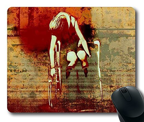 """Price comparison product image Silent Hill Person DIY Printed Custom Rectangle Mouse Pad Oblong Gaming Mousepad in 220mm*180mm*3mm (9""""*7"""") -1023096"""