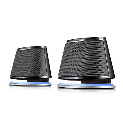 Satechi Dual Sonic Speaker 2.0 Channel Computer Speakers