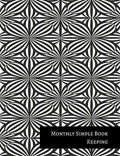 Monthly Simple Book Keeping ebook