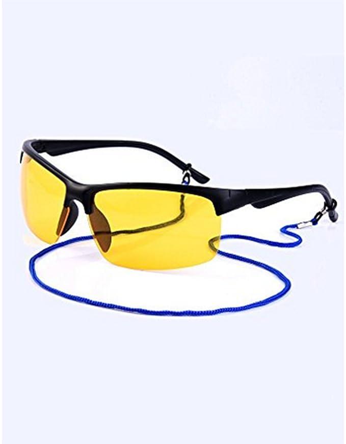 Scrox 12 Piezas Correa Estilo para Gafas de Sol Coloridas Lentes Gafas De  Lectura Anteojos para niño Gafas Cordón Cuerda Elástica Cadena  Amazon.es   Hogar c6157028bb17