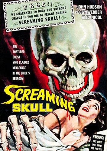 Screaming Skull (1958) (Restored -